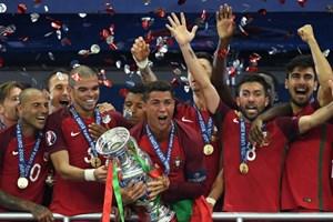 Chi tiết về các giải thưởng tại vòng chung kết EURO 2016