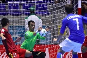 Điểm mặt anh tài cùng Việt Nam góp mặt ở vòng 1/8 Futsal World Cup