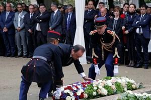 Pháp tưởng niệm các nạn nhân trong các vụ tấn công khủng bố