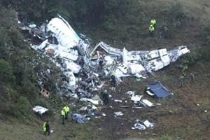 Những vụ tai nạn máy bay thảm khốc trong lịch sử bóng đá