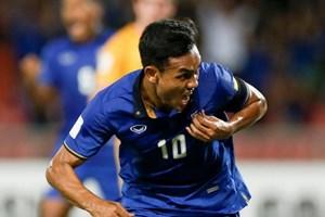 Dangda hoàn tất hat-trick danh hiệu Vua phá lưới tại AFF Cup