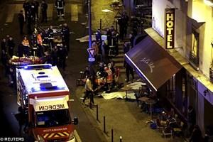 Bỉ buộc tội 2 nghi phạm mới liên quan vụ tấn công Paris