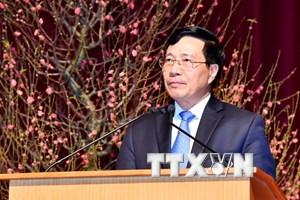 Công tác đối ngoại đóng góp tích cực vào bảo vệ chủ quyền ở Biển Đông