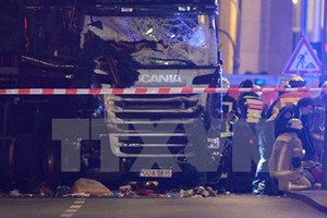 Phát hiện mới nhất về vụ tấn công khủng bố bằng xe tải tại Berlin