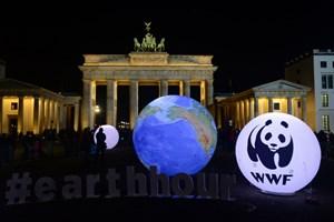Các địa danh trên thế giới cùng tắt đèn hưởng ứng giờ Trái Đất