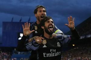 Real Madrid vào chung kết Champions League sau trận cầu hú vía