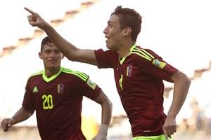 Hạ U20 Mỹ, Venezuela lần đầu vào bán kết World Cup
