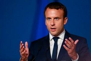Tổng thống Pháp Macron công bố dự luật mới chống khủng bố