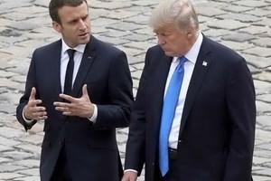Pháp hy vọng Mỹ thay đổi quan điểm đối với Hiệp định Paris