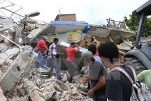 Động đất mạnh tại Mexico: 9 người nước ngoài thiệt mạng