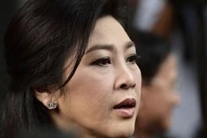 Thái Lan thông báo về chủ mưu vụ bà Yingluck trốn thoát