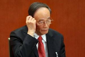 Ông Vương Kỳ Sơn cảnh báo những âm mưu chiếm quyền ở Trung Quốc
