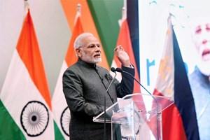 Ấn Độ kêu gọi ASEAN phối hợp hành động chống chủ nghĩa khủng bố