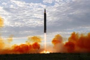 CBS News: Triều Tiên có thể phóng thử tên lửa đạn đạo trong tuần này