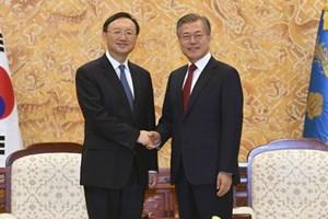 Trung Quốc kêu gọi đẩy nhanh đàm phán hồ sơ hạt nhân Triều Tiên