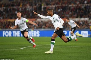 """Champions League: """"Thoát chết"""" ở Roma, Liverpool vào chung kết"""