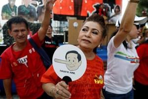 Chính quyền Thái Lan cảnh báo về cuộc biểu tình ngày 22/5