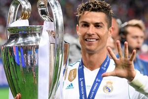 Ronaldo chia tay Real sau khi đăng quang Champions League?