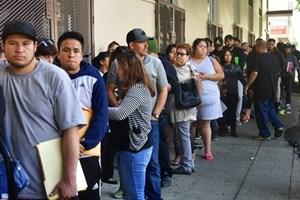 Mỹ: Hơn 700.000 người quá hạn thị thực trong tài khóa 2017