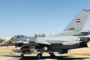 Quân đội Iraq tăng cường không kích tàn quân IS tại Salahuddin