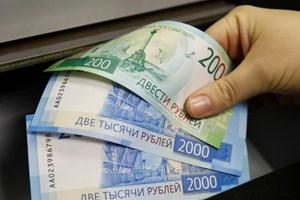 Đồng ruble sụt giá mạnh buộc Ngân hàng trung ương Nga phải can thiệp