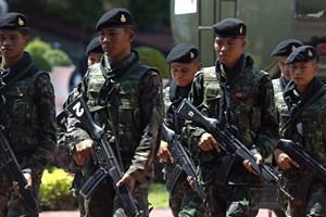 Phiến quân Hồi giáo đánh bom và tấn công tại miền Nam Thái Lan
