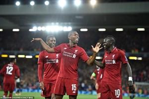 Cận cảnh Champions League: Liverpool thắng kịch tính PSG