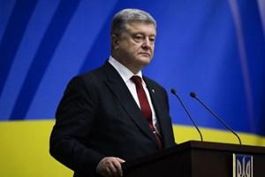 Tổng thống Ukraine yêu cầu gia hạn quy chế đặc biệt với vùng Donbass