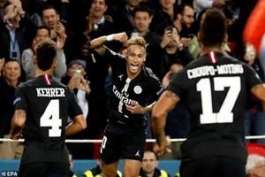 Kết quả Champions League: PSG thắng hủy diệt, Liverpool bại trận