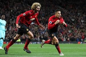 Cận cảnh Man United ngược dòng giành chiến thắng siêu kịch tính