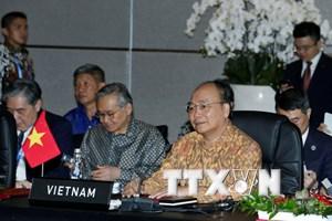 Thủ tướng Nguyễn Xuân Phúc tiếp Chủ tịch Tập đoàn Ciputra