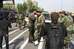 Iran tiêu diệt kẻ chủ mưu vụ tấn công khủng bố ở thành phố Ahvaz