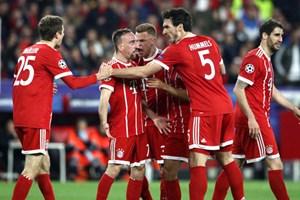 Lịch trực tiếp Champions League: Thêm 4 đội thẳng tiến vòng 1/8?