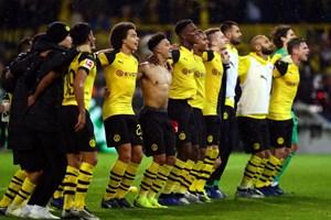 Borussia Dortmund chiến thắng xứng đáng ở trận 'Klassiker Đức'