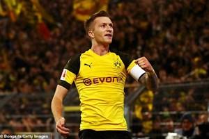 Dortmund ngược dòng đánh bại Bayern sau 'cơn mưa bàn thắng'