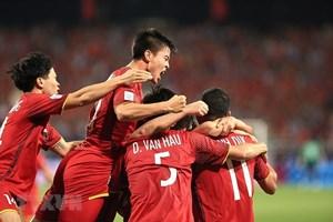 Việt Nam trở thành đội tuyển có thời gian bất bại dài nhất thế giới