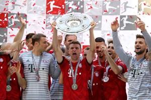 Doanh thu của CLB Bayern Munich tăng lên mức cao kỷ lục