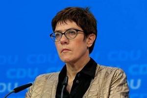 Đức: Tân Chủ tịch CDU nỗ lực cải thiện chính sách di cư