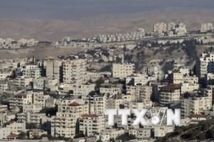 Israel di dời người Do Thái khỏi các khu định cư trái phép ở Bờ Tây