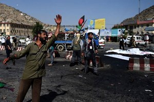 Afghanistan: Lại đánh bom nhằm vào lực lượng an ninh tại Kabul