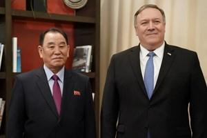 Báo chí Triều Tiên kín tiếng về chuyến thăm Mỹ của ông Kim Yong-chol