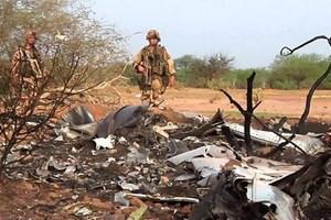 [Video] Algeria tổ chức họp báo về vụ tai nạn máy bay AH-5017