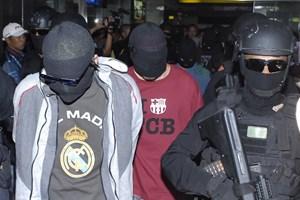 Cảnh sát Indonesia bắt giữ 41 nghi can phiến quân Hồi giáo