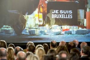 Tưởng niệm các nạn nhân thiệt mạng trong vụ khủng bố tại Bỉ