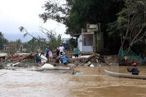 New Zealand hỗ trợ khẩn cấp cho 5.000 người dân Bình Định sau lũ
