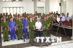 Ông Nguyễn Đức Kiên bị tuyên án 30 năm tù, nộp phạt hơn 75 tỷ đồng