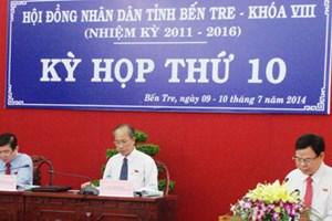 Thành phố Bến Tre có đường mang tên Đại tướng Võ Nguyên Giáp