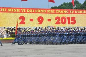 Lãnh đạo nhiều nước gửi điện mừng 70 năm Quốc khánh Việt Nam