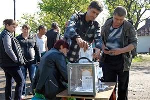 Ukraine tiến hành cuộc bầu cử địa phương theo luật mới