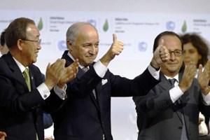 Thế giới cần 16.500 tỷ USD để hiện thực hóa Thỏa thuận Paris